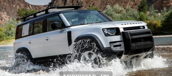 Land Rover Defender 2020 Ngoai That