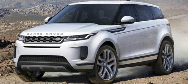 Land Rover Range Rover Evoque 2020 Tien Ich