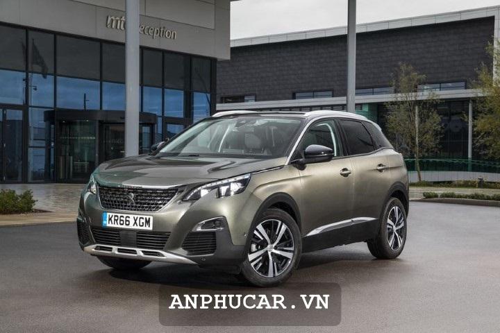 Peugeot 5008 2020 Gia Xe