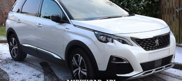 Danh Gia Xe Peugeot 5008 2020 Ngoai That