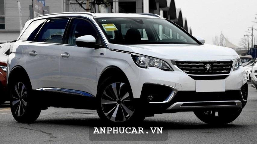 Peugeot 5008 2020 Ngoai That