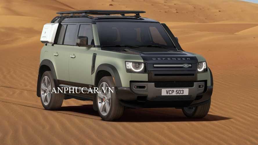 Gía xe Land Rover Defender