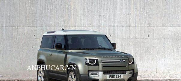 Khuyến mãi Land Rover Defender