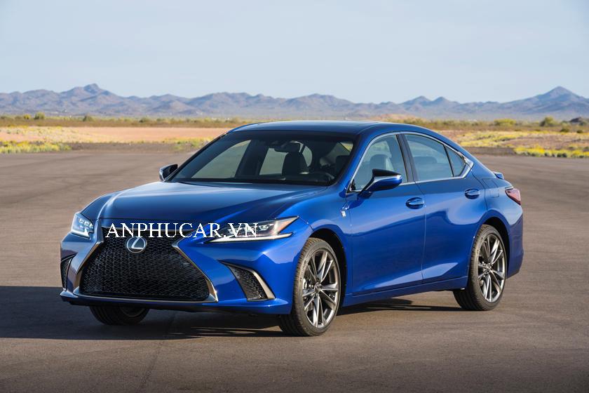 Giá xe Lexus ES250 2020