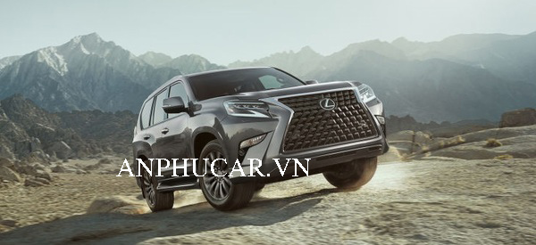 Giá lăn bánh Lexus LX570 2020