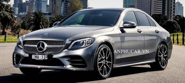 Khuyến mãi Mercedes C300 AMG 2020