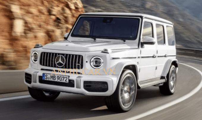 Giá xe Mercedes G63 2020