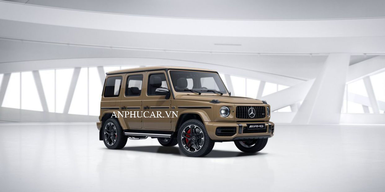 Khuyến mãi Mercedes G63 2020