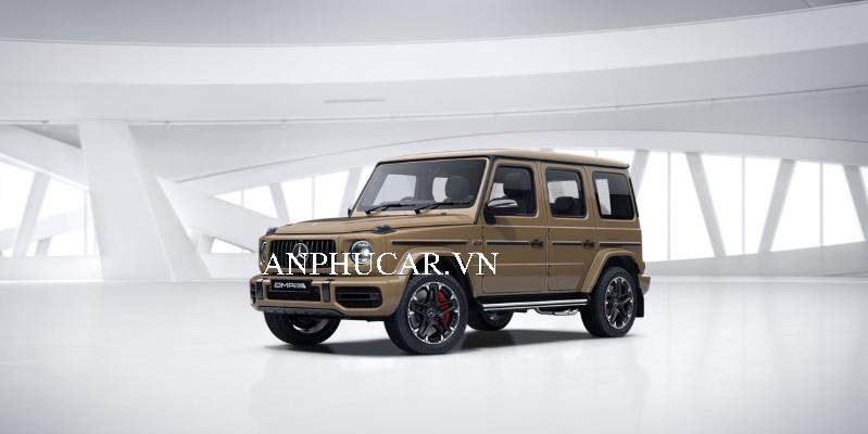 Mua xe Mercedes G63 2020