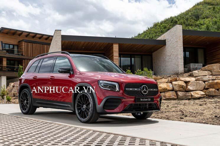 Giá lăn bánh Mercedes GLC 250 2020