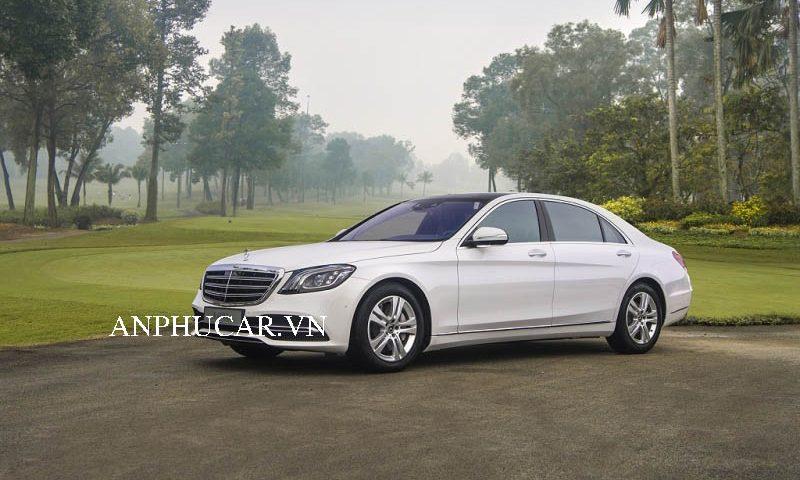 Khuyến mãi mua xe Mercedes S450L 2020