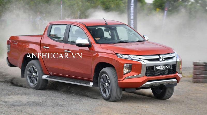 Giá xe Mitsubishi Triton 2020