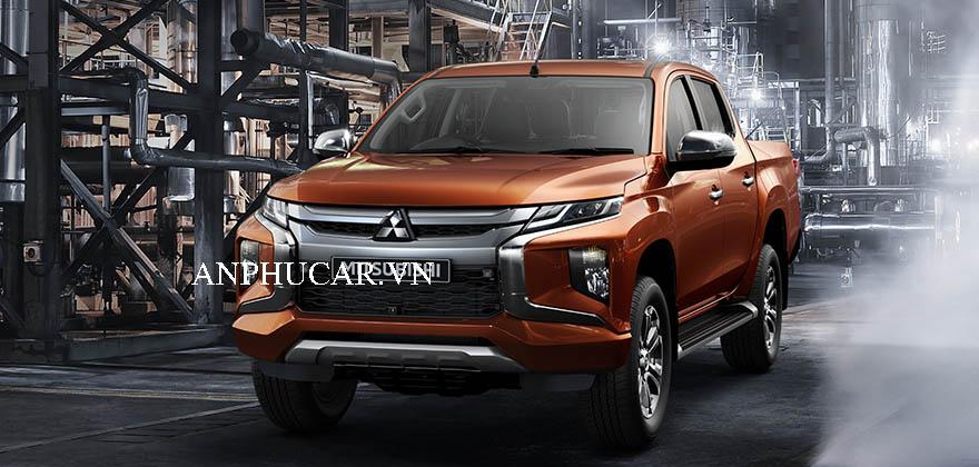 Giá lăn bánh Mitsubishi Triton 2020