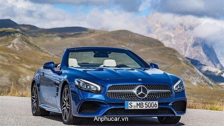 Mercedes-Benz SL 400 2020 Dau Xe