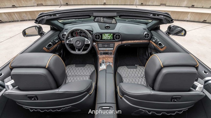 Mercedes-Benz SL 400 2020 Noi That