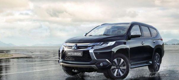 Sự đổi mới về thiết kế của Mitsubishi Pajero Sport 2020 thật lôi cuốn