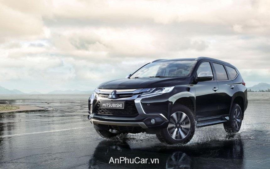 Mitsubishi Pajero Sport 2020 Ngoai That