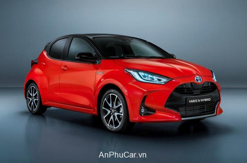 Toyota Yaris 2020 Mau Do