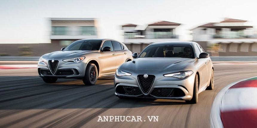 Alfa Romeo Giulia 2020 van hanh manh me