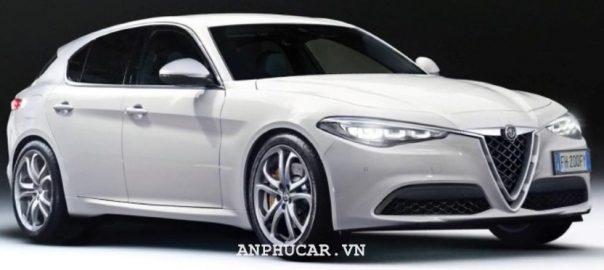Alfa Romeo Giulietta 2020 chiếc xe làm nên sự khác biệt