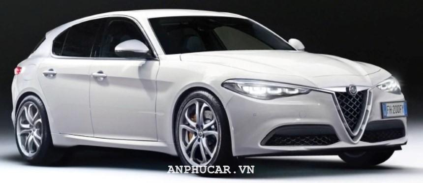Alfa Romeo Giulietta 2020 mua xe
