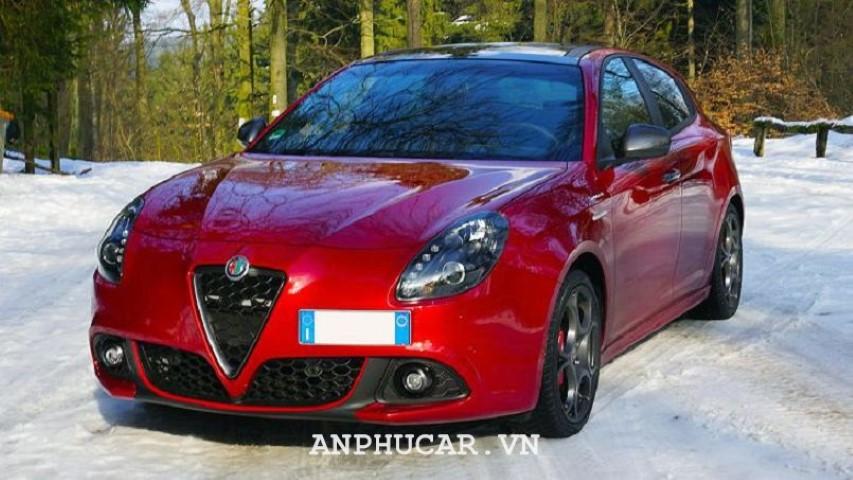 Alfa Romeo Giulietta 2020 danh gia xe