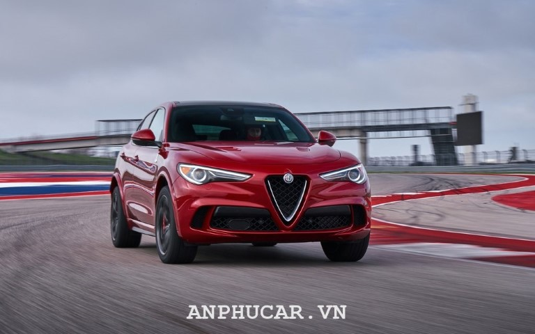 Alfa Romeo Giulietta 2020 van hanh manh me