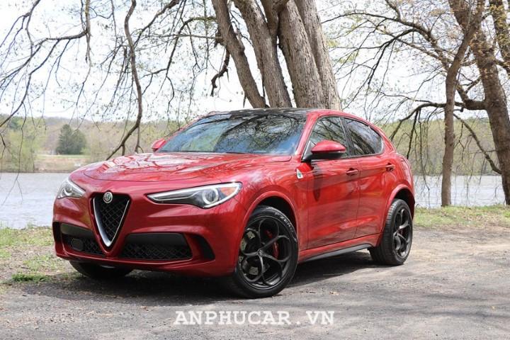 Alfa Romeo Quadrifoglio 2020 thiet ke