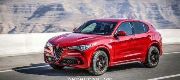 Đánh giá chi tiết về mẫu xe mới Alfa Romeo Stelvio 2020