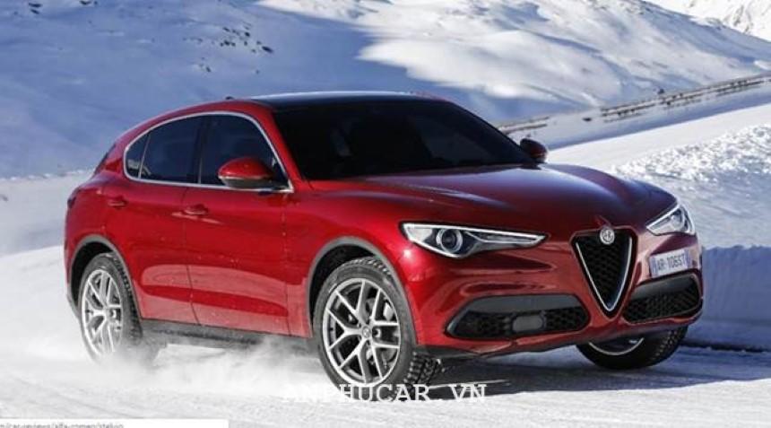 Alfa Romeo Stelvio 2020 gia lan banh hap dan
