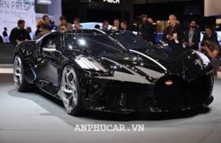 Bugatti La Voiture Noire 2020 gia ban