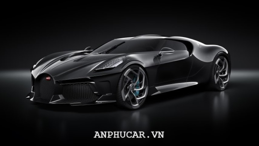 Bugatti La Voiture Noire 2020 gia xe bao nhieu