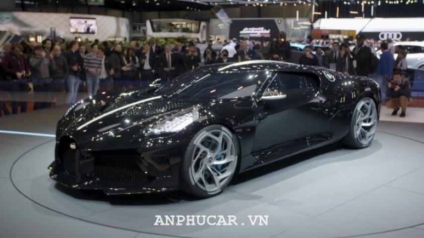 Bugatti La Voiture Noire 2020 thiet ke an tuong