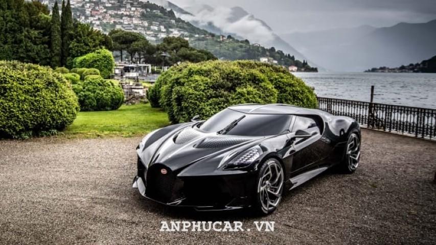 Bugatti La Voiture Noire 2020