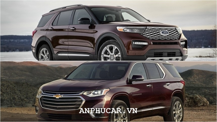 Chevrolet Traverse 2020 Doi Thu