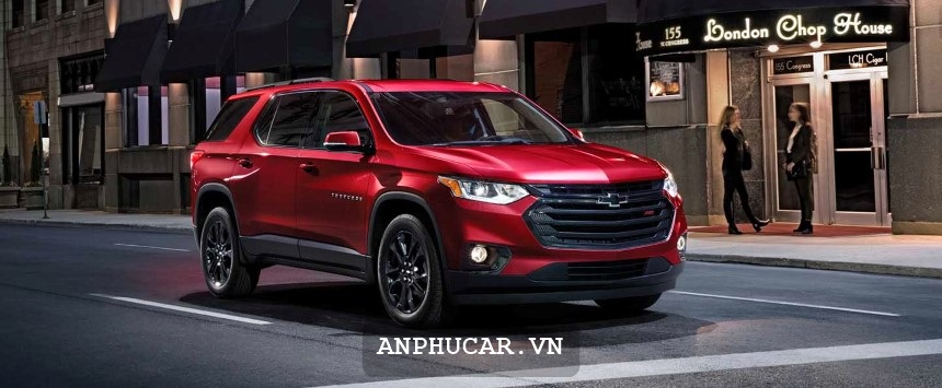 Chevrolet Traverse 2020 Mau Do