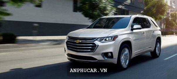 Đánh giá xe Chevrolet Traverse 2020 mẫu SUV cực đẹp đến từ Mỹ