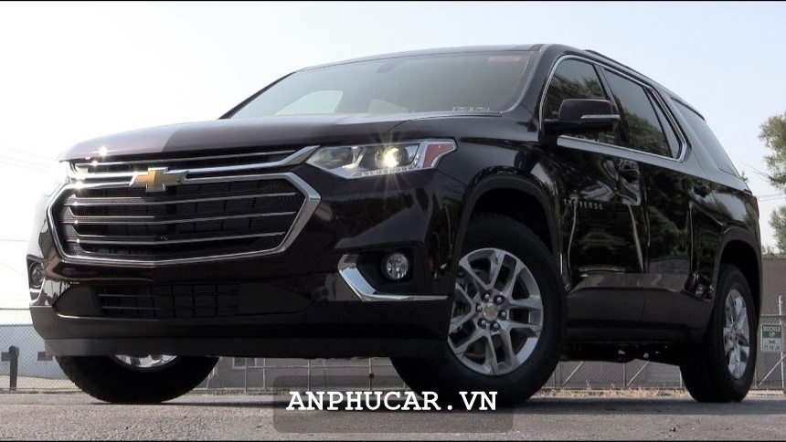 Chevrolet Traverse 2020 Ngoai That