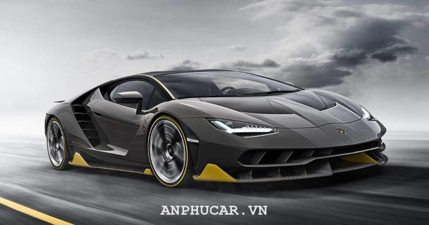Lamborghini Centenario 2020 gia
