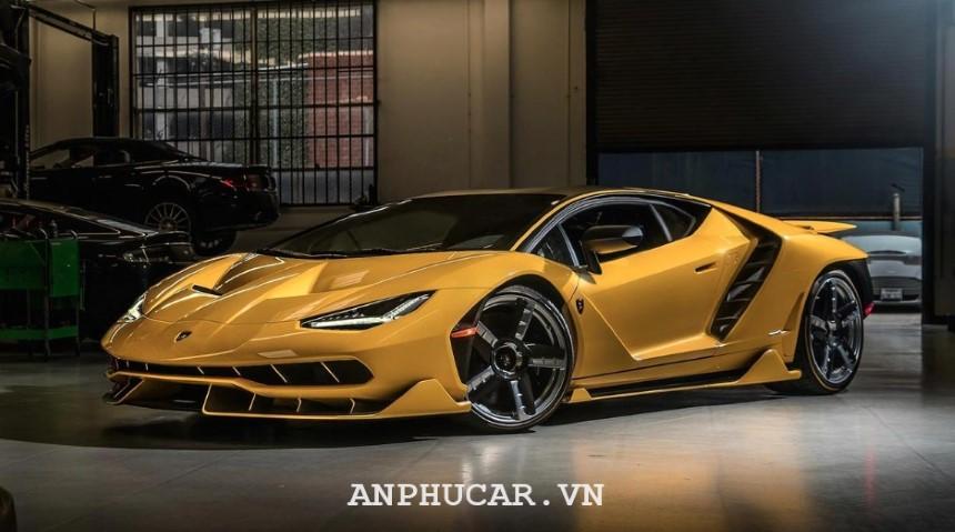 Lamborghini Centenario 2020 mua xe