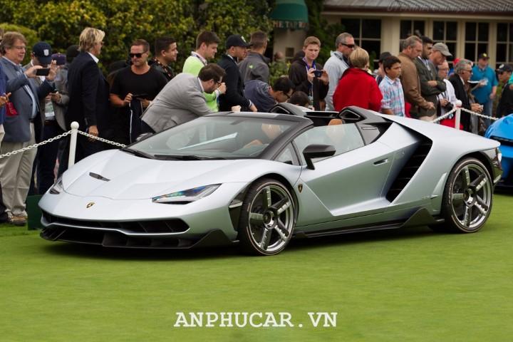 Lamborghini Centenario Roadster 2020 gia xe bao nhieu