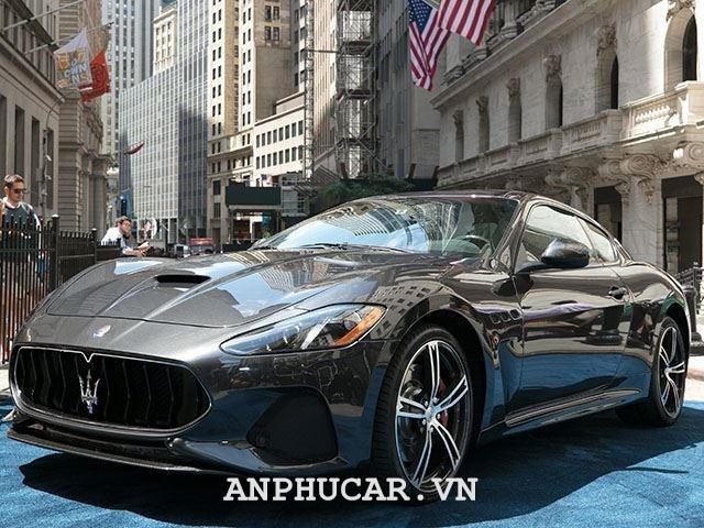 Maserati GranTurismo 2020 danh gia chi tiet