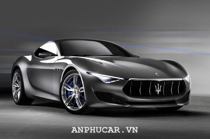 Maserati GranTurismo 2020 gia xe