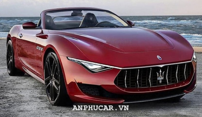 Maserati GranTurismo 2020 khuyen mai hap dan