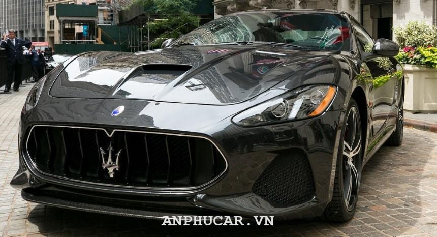 Maserati GranTurismo 2020 thiet ke