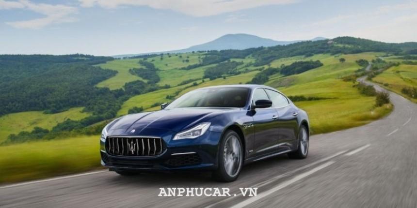 Maserati Quattroporte 2020 danh gia chi tiet