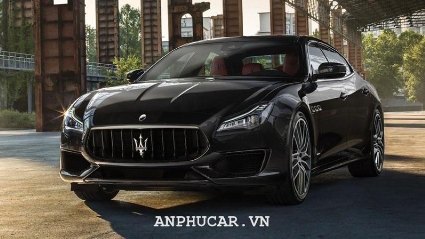 Maserati Quattroporte 2020 kha nang van hanh