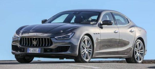 Không bao giờ là giới hạn cho Maserati Quattroporte 2020