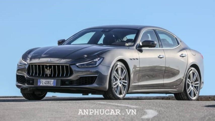 Maserati Quattroporte 2020 kieu dang sang trong