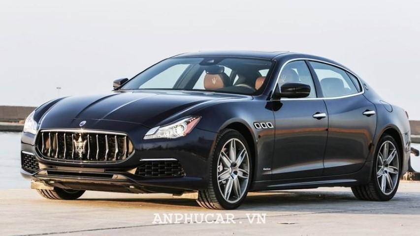Maserati Quattroporte 2020 ngoai that